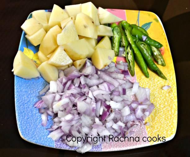 Tehari recipe