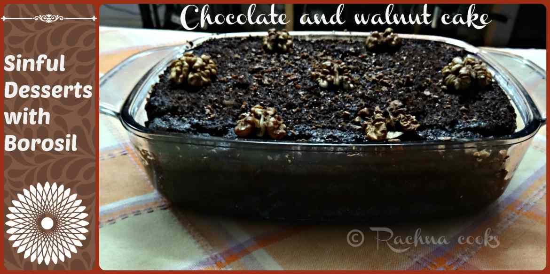 Borosil desserts
