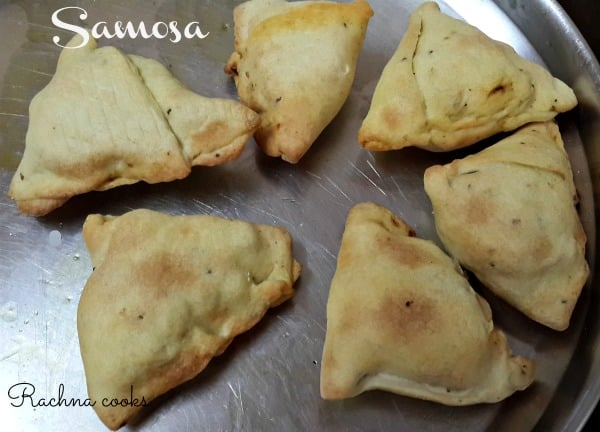 Samosa made in an airfryer rachna cooks samosa airfryer forumfinder Image collections