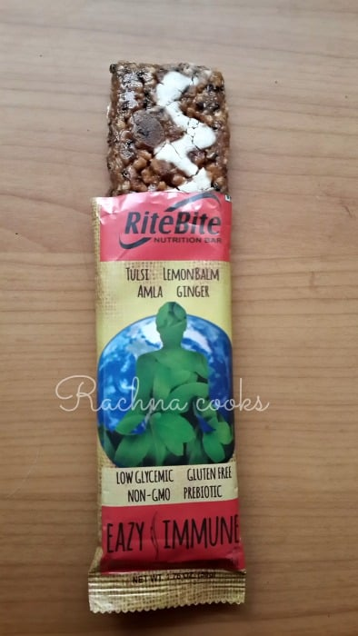 RiteBite herbal bars