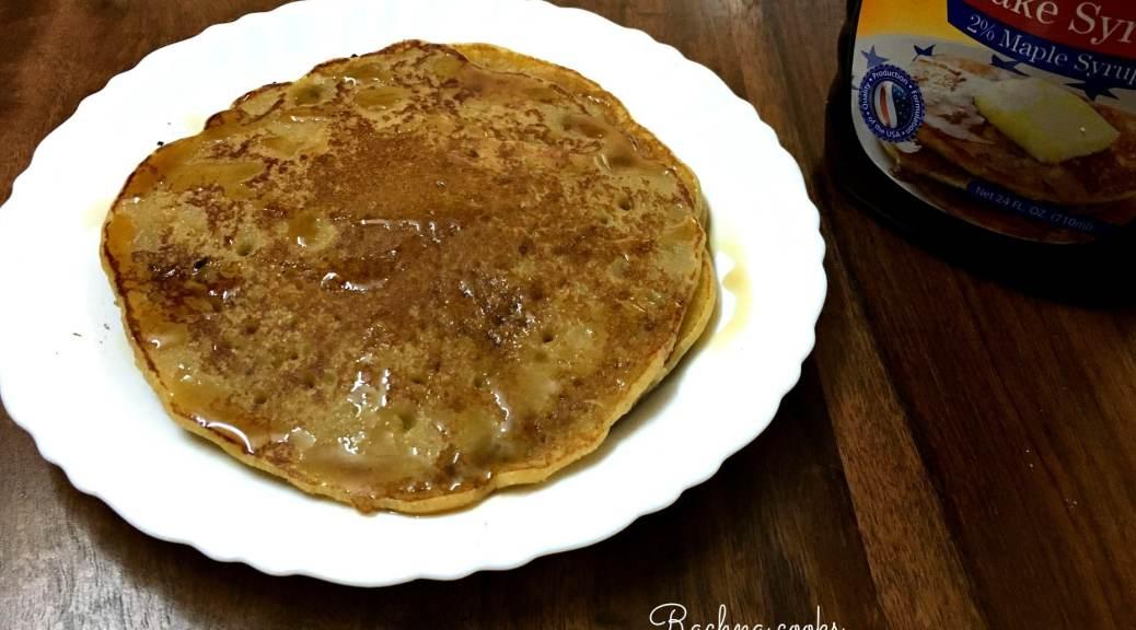 simplest pancake recipe