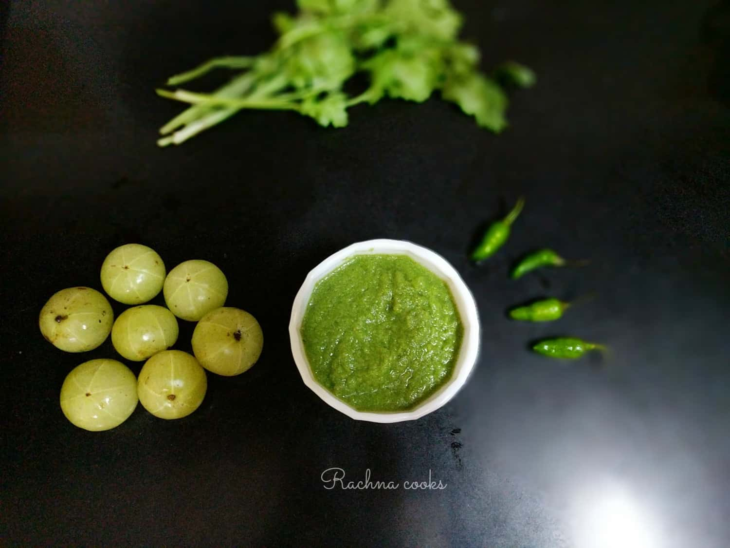 Easy Amla Chutney | Easy Indian Gooseberry Chutney