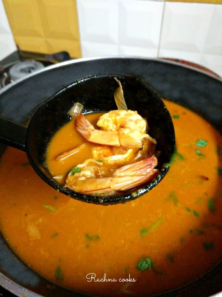 goan prawn curry recipe