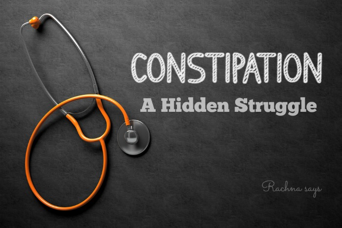 Constipation: The Hidden Struggle