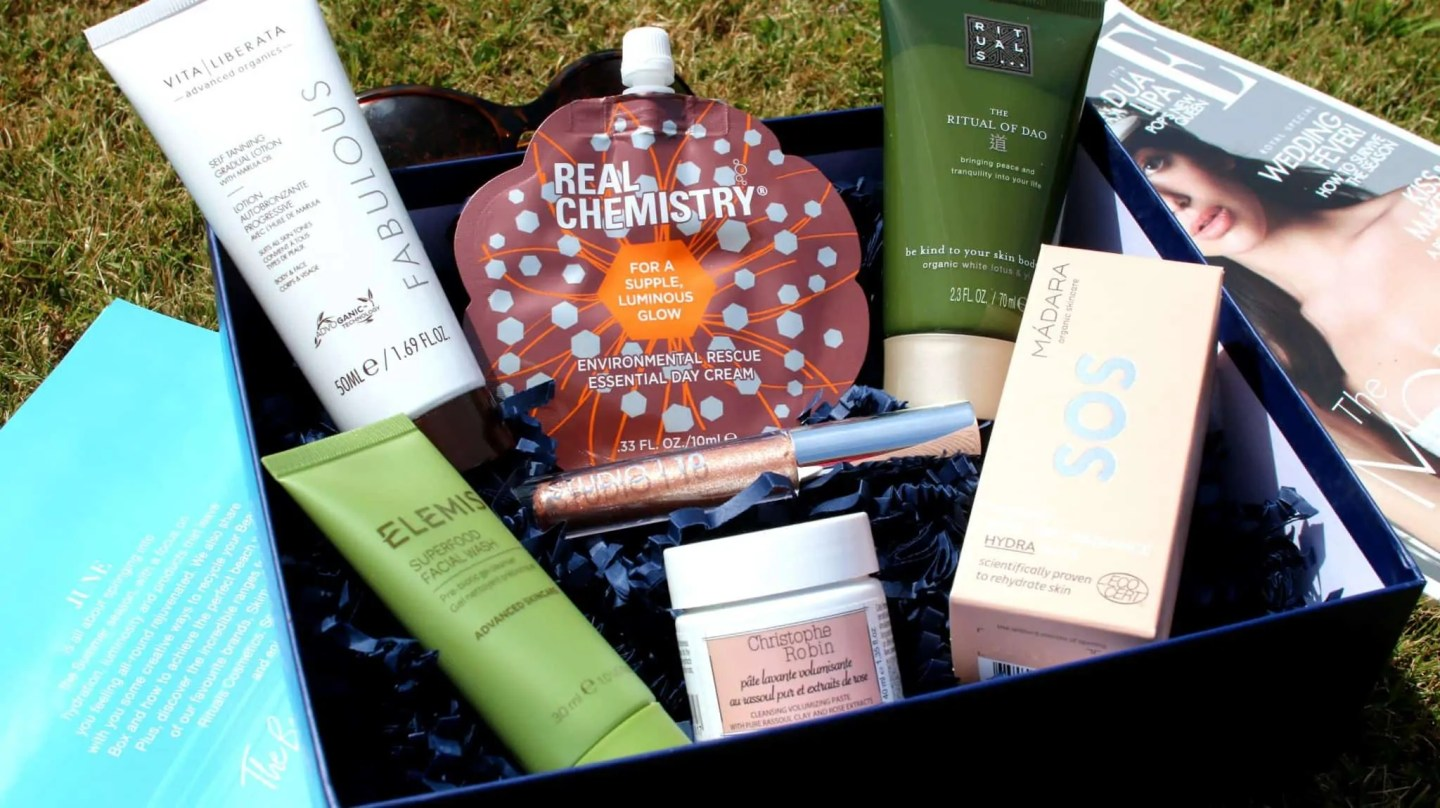 Lookfantastic Beauty Box Review June 2018