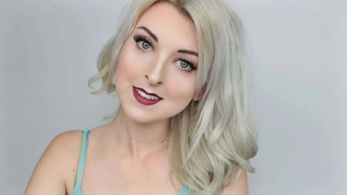 How to keep silver hair - Before toner
