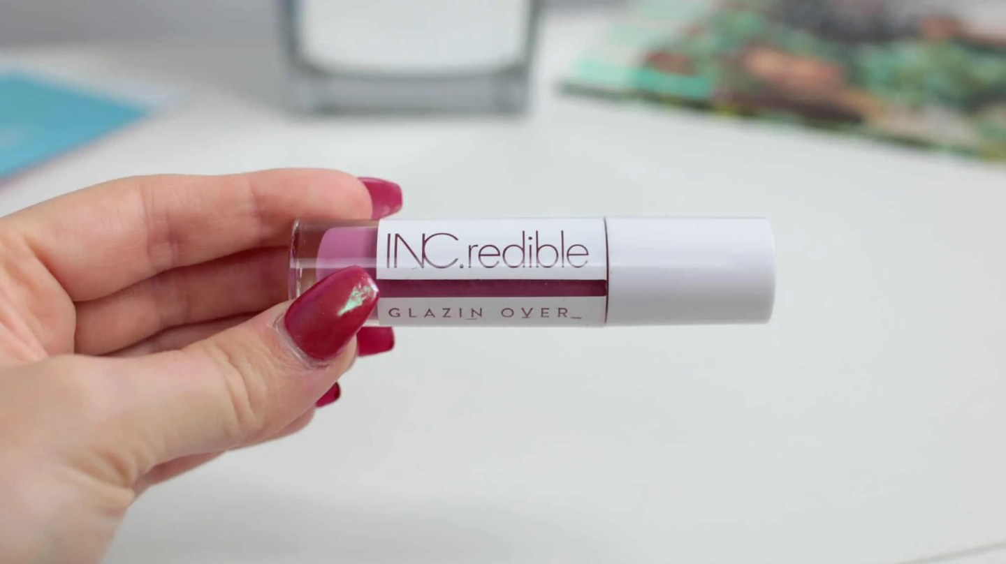 INC.redible Glazin over colour gloss