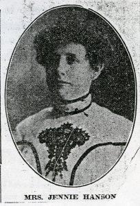 Jennie Hansen Titanic survivor