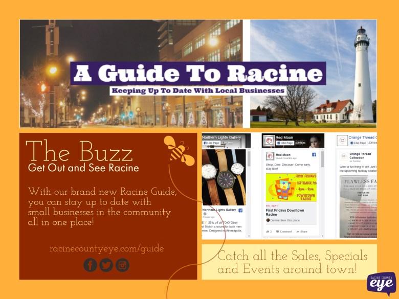 Racine Guide
