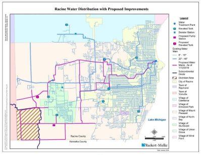 Racine Water Utility