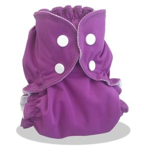 Applecheeks Couches Taille 1 Violet / Fairy Dust
