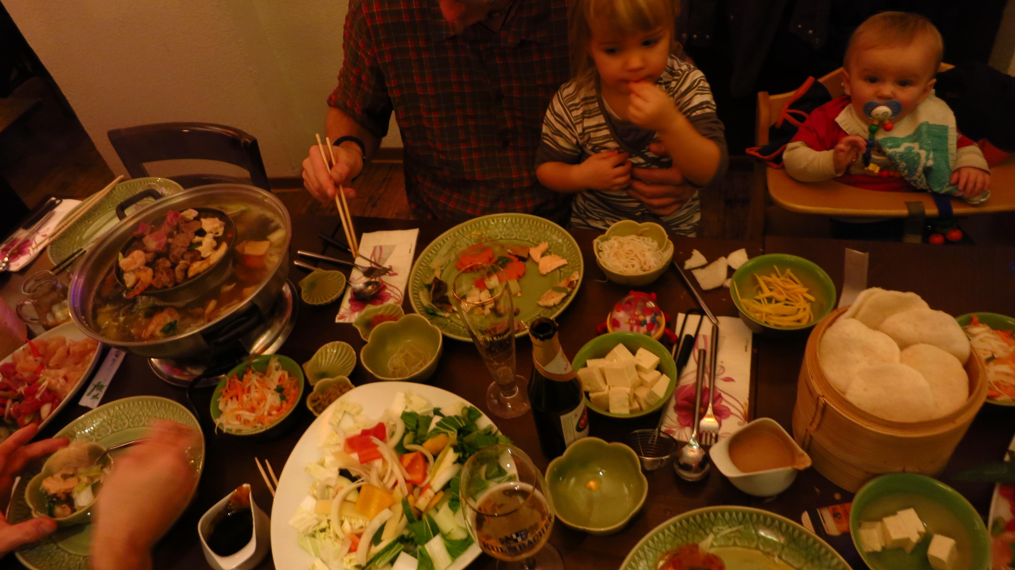 Vietnamese in Jena Thüringen sehr lecker