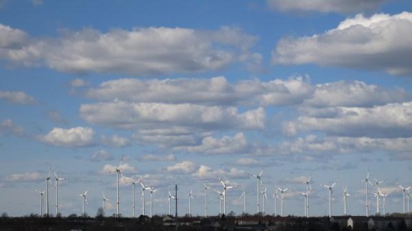 Windmühlen Gegenwind