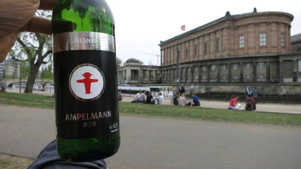 Ampelmann Bier