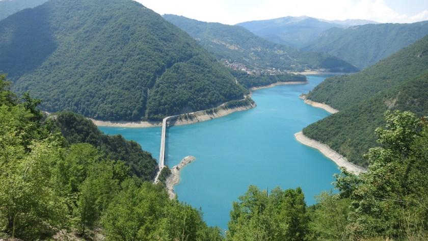 Herrlicher see Montenegro