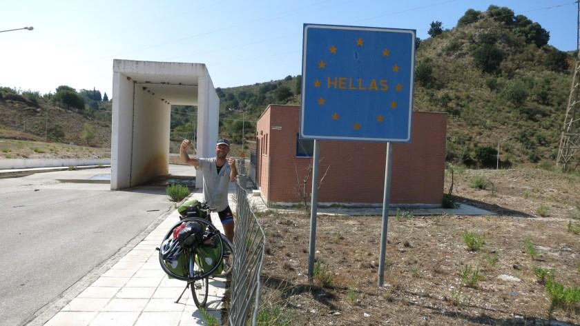 Ziel erreicht Griechenland