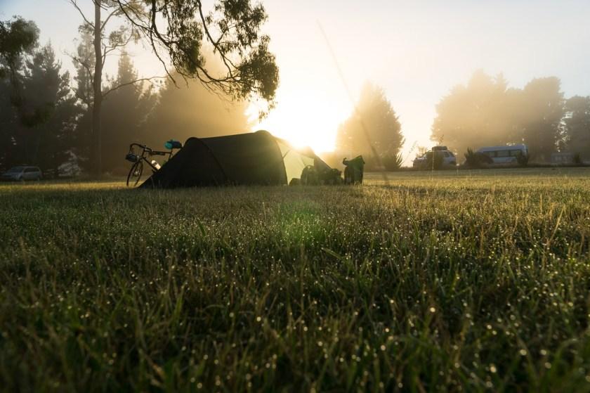 Campsite Mossburn