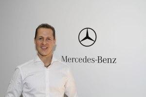 Michael Schumacher Joins MERCEDES GP PETRONAS a