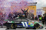 2012_Kansas_April_NASCAR_Sprint_Cup_Race_Denny_Hamlin_Victory_Lane_Full