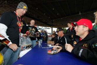 at Richmond International Raceway on April 28, 2012 in Richmond, Virginia.