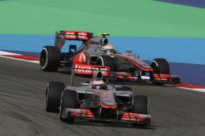 Motorsports: FIA Formula One World Championship 2012, Grand Prix of Bahrain