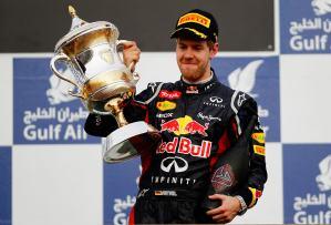 Bahrain F1 Grand Prix - Race