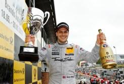 Motorsports / DTM: german touring cars championship 2012, 3. Race at Brands Hatch