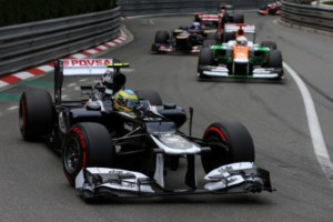 2012 Monaco Grand Prix - Sunday
