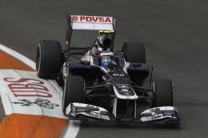 2012 European Grand Prix - Friday
