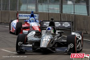 2012 Indy Lights Detroit Belle Isle Priority