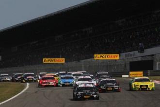 Motorsports / DTM 2012, 6. race at Nuerburgring,