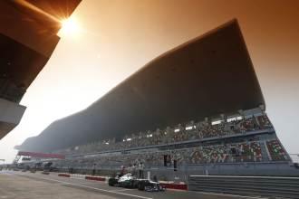 Motorsports: FIA Formula One World Championship 2012, Grand Prix of India