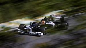 2012 Brazilian Grand Prix - Friday