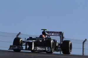 2012 United States Grand Prix - Friday