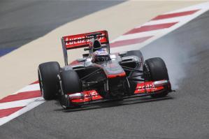 Bahrain Grand Prix - Saturday