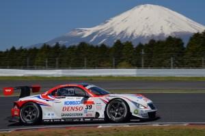Super GT Fuji 2013 Denso Kobelco SC430