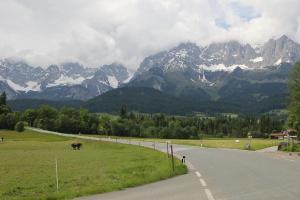Alpenrallye 2013 Berge
