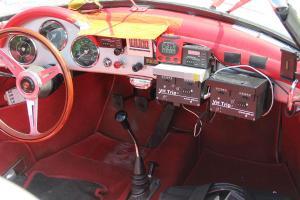 Porsche 356 Cockpit