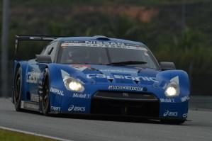 Super GT Malaysia 2013 Calsonic Impul GT-R