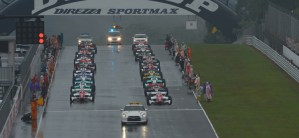 Super Formula Sugo 2012 Start