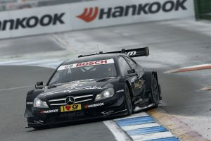4 Roberto Merhi (E), HWA, DTM Mercedes AMG C-Coupé