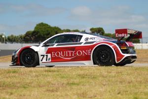 Equity-One Motorsport, Audi R8 LMS