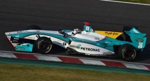 Super Formula 2014 Andre Lotterer