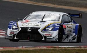 Super GT Fuji 2014 KeePer Tom's RC F