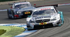 #19 Daniel Juncadella (E, Petronas Mercedes AMG, DTM Mercedes AMG C-Coupé)