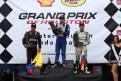 kolumbianisches Podium (c) Chris Jones/IndyCar Media
