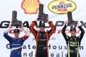 Podium Race 2 (c) Chris Jones/IndyCar Media