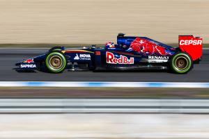 F1 Testing In Jerez - Day Four