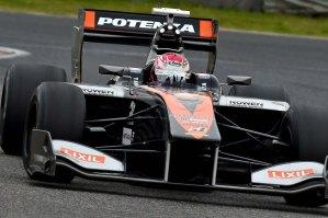 Super Formula Suzuka 2015 Hiroaki Ishiura