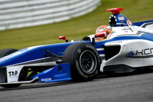 Super Formula Suzuka 2015 Yuichi Nakayama